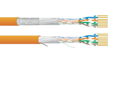 Cables de datos Cat.5e (Apantallado)